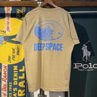 "RUGGED ""DEEP SPACE"" tee (Sand Khaki)"