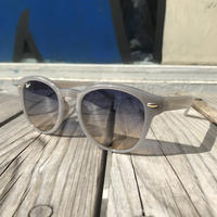 "RUGGED ""Bosllington"" sunglasses(Gray)"