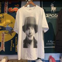 """【exclusive】BOWWOW  """"Malcolm McLaren"""" tee (White)"""