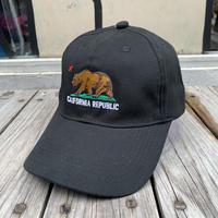 CALIFORNIA REPUBLIC adjuster cap (Black)
