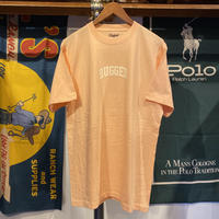 "【残り僅か】RUGGED ""SMALL ARCH"" tee (Apricot)"