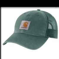 【ラス1】Carhartt odessa velcro mesh cap (Musk Green)