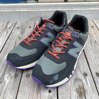 【ラス1】New Balance ML574 NFQ (Gray)