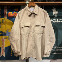 【ラス1】RUGGED tag corduroy jacket (Ivory)
