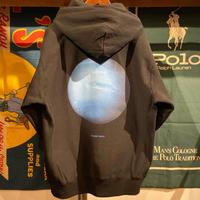 """RUGGED """"NEPTUNE"""" hoodie  (Black/12.oz.)"""