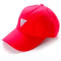 【WEB限定/ラス1】GUESS Originals 6pnel Triangle logo cap