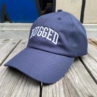 【ラス1】RUGGED ''ARCH LOGO'' adjuster cap (Navy/White)