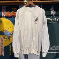 J.LEAGUE logo pullover sweat