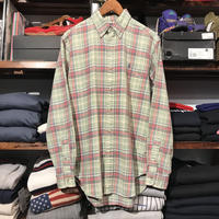 POLO RALPH LAUREN small pony check shirt (S)