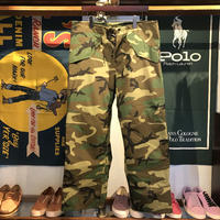 Military GORE-SEAM®︎ camo pants (M)