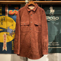 WOOLRICH corduroy boa jacket (L)