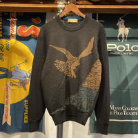 GRAND MONARCH by MIZUO hawks fuji mt. knit (M)