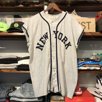 New York short sleeve Base Ball shirt