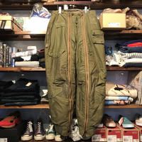 Military 50s ARMY AIR FORCE boa pants(32)
