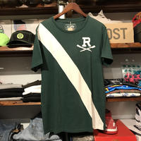 "RUGBY by POLO RALPH LAUREN ""R"" wappen tee (M)"