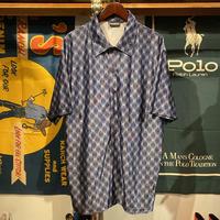ODO stripe shirt(XL)