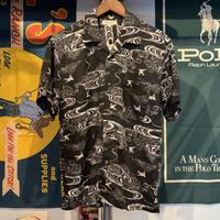 Restoration aloha shirt(M)