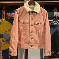 LEE STORM RIDER boa corduroy jacket (S)