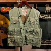 WORLD FAMOUS fishing vest (L)