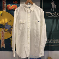POLO RALPH LAUREN cotton shirt (L)