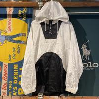 【web限定】GONA half zip nylon hoody (L)