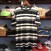 POLO RALPH LAUREN border pocket tee (L)