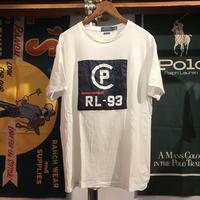 "POLO RALPH LAUREN ""RL-93"" bib tee (M)"