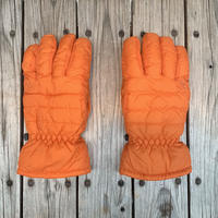POLO RALPH LAUREN nylon  gloves (Orange)