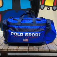 POLO SPORT drum bag