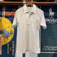 【Web限定】FIRENZE open collar polo shirt (M)
