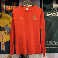 """nobrand tony the tiger and man """"First responder"""" L/S tee(M)"""