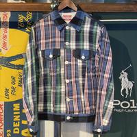 LEVI'S  Check design Cotton Jacket (M)