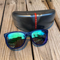 PRADA SPORT mirror sunglasses
