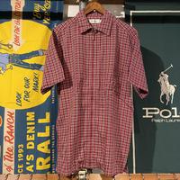 Thruxton zipper pocket shirt (L)