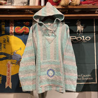 """""""YACHT CLUB COZUMEL"""" Mexican Hoodie (about XL)"""