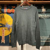 【web限定】CHAPS emblem plane knit (S)