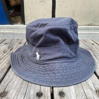 POLO RALPH LAUREN denim bucket hat