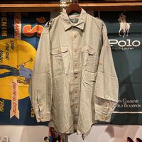 ORVIS®︎ cotton shirt(L)