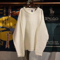 OLD GAP narrow border knit (XL)