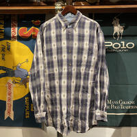 COUNTY SEAT Native Check shirt  (aboutXL)