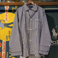 pleetway cotton sleeping shirt (L)