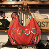 COOGI leather hand bag