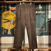 DOCKERS wide corduroy pants (36)