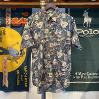 5th Season tropical print S/S shirt (F)