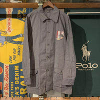 UNCHROMATIC hickory work jacket (L)