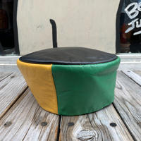 no brand rasta color beret