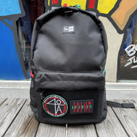 """NEWERA """"SPIKES JOINT"""" patchwork backpack"""