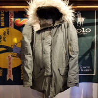 Military N-3B cold weather fur jacket (L)