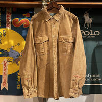 Woolrich corduroy shirt (2XL)