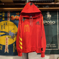 【Web限定】adidas Macdonald's All-American game shooter hoodie (2XO)